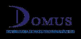 Resultado de imagem para Distribuidora de Produtos Farmacêuticos LTDA DOMUS